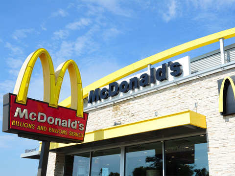 McDonald's to take over 165 Vikram Bakshi's outlets