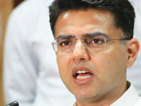 There is undercurrent, but it's for change: Sachin Pilot