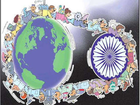 View: Shrinking of global value chains provides India a big opportunity