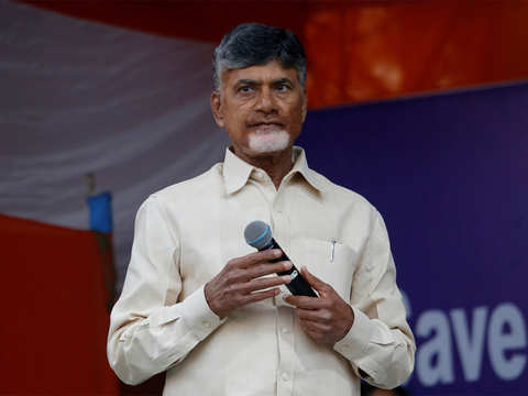 Clear mandate for anti-BJP parties, PM candidate after oppn sits together: Chandrababu Naidu