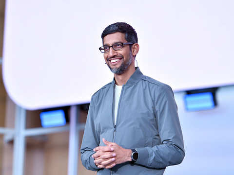 Guess what the Google boss wore? Sundar Pichai sports a Fossil at I/O; watch brand confirms on Twitter