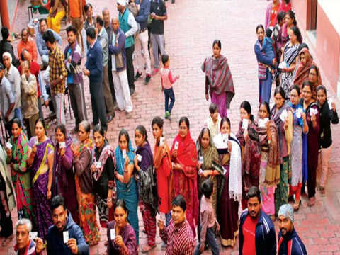 Several Delhi citizens disappointed as their names missing from voters' list