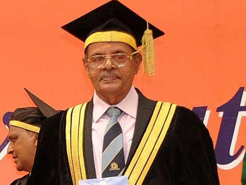 NR Madhava Menon transformed India's legal education landscape