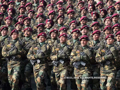 Indian Army plans certain changes in its uniforms