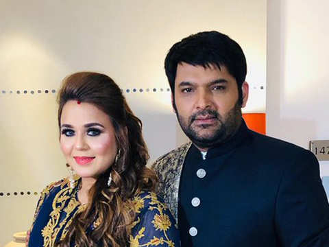 Kapil Sharma didn't know a number of guests who attended his wedding