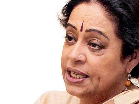 There's pro-incumbency due to my achievements: Kirron Kher