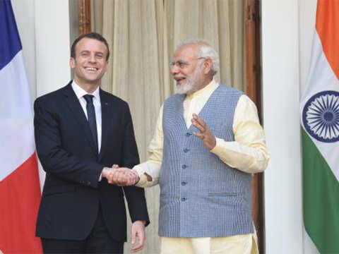 India backs French initiative to combat spread of terror via social media