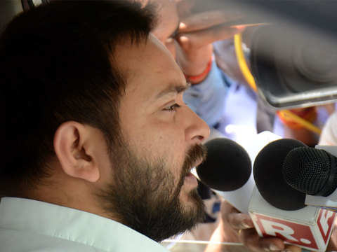 Rahul Gandhi will play 'central role' in formation of new govt: Tejashwi Yadav