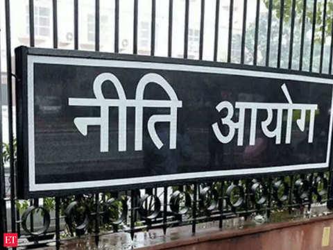 Niti Aayog bats for ending data monopoly
