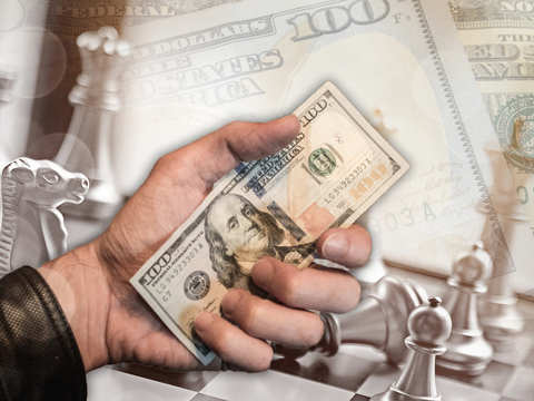 Dollar supported by strong US data, higher Treasury yields