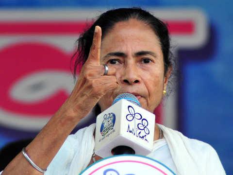 BJP a goonda party, EC is Modi-Shah brother: Mamata Banerjee