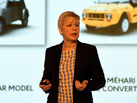 We are not going into India to come back out again: Citroen CEO Linda Jackson