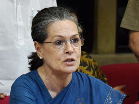 Congress plays Sonia Gandhi's card for unity meet