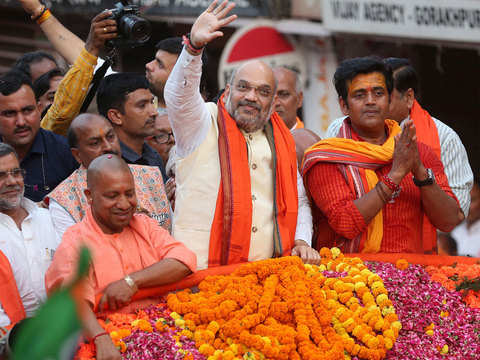 National security and Kashmir focus of Amit Shah's roadshows