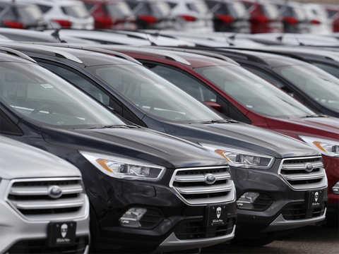 Nissan, Ford, Volkswagen led 0.5% April European car sales slide