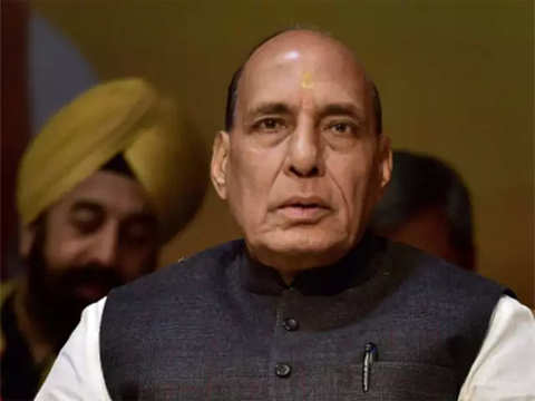 Need to review Article 370 in J&K: Rajnath Singh