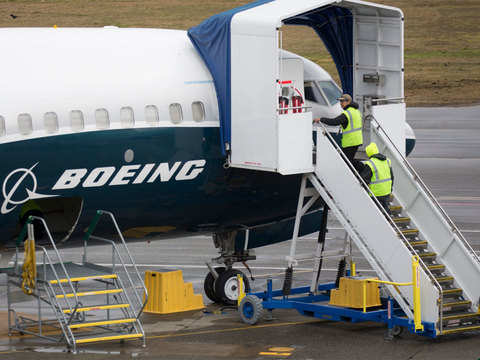 Software update on 737 MAX now complete: Boeing CEO