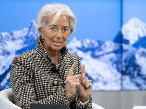 IMF's Lagarde says US-China trade war could be risk for world economic outlook