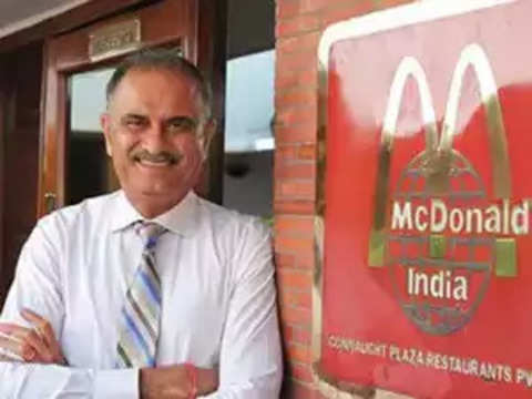 DRT asks Vikram Bakshi, McDonald's India to appear before it
