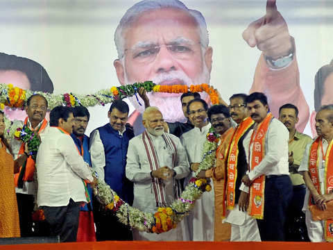 Maharashtra Exit Poll Results: BJP-Shiv Sena unlikely to repeat 2014 performance