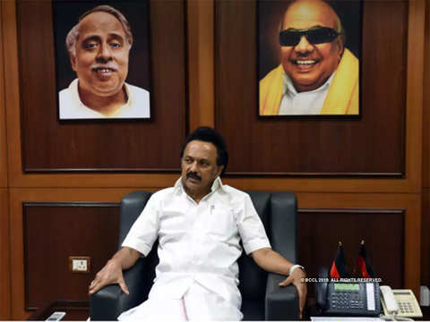 Tamil Nadu Exit poll: DMK-led alliance projected to win 29 seats, AIADMK-BJP reduced to single digit, says Times Now