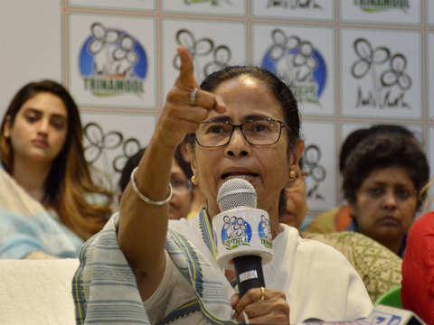 Exit polls gossip, don't trust them: Mamata Banerjee