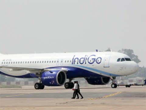 IndiGo, rivals spar over Jet's global slots