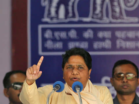 Mayawati likely to meet Sonia, Rahul Gandhi and others today in capital