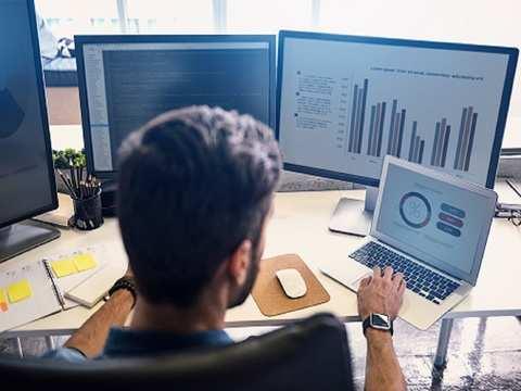Share market update: FMCG shares trade higher; Godrej Industries rises 4%