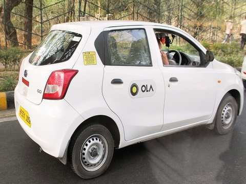 Govt doesn't want to play by Ola's 'Convenience Fee'