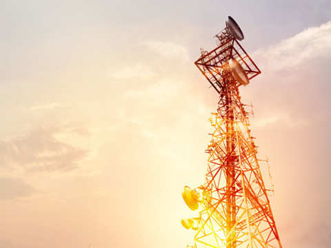 Share market update: Telecom shares rise; ITI zooms over 16%