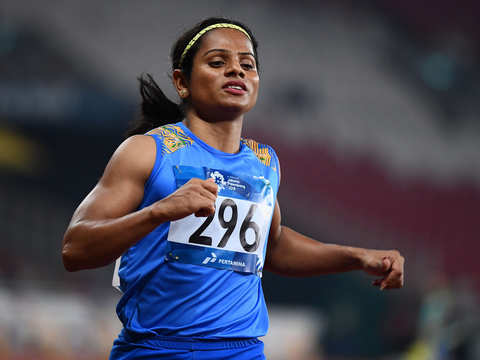 Dutee Chand's family unhappy with disclosure; mother disapproves of relationship, sister cries 'blackmail'