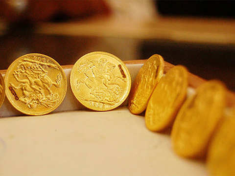 Gold imports rise 54 per cent to $3.97 billion in April
