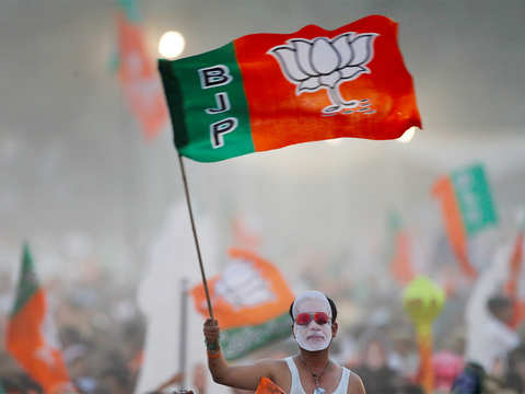 BJP strategises, opposition plays waiting game