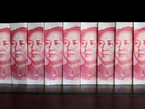 Yuan slump derails big year of foreign buying in China's markets