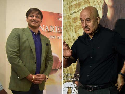 It's very shameful: Anupam Kher slams Vivek Oberoi for Aishwarya Rai-Bachchan meme