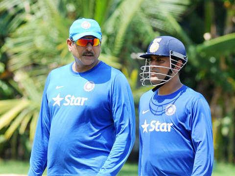 Dhoni's role massive in India's World Cup campaign, says Ravi Shastri
