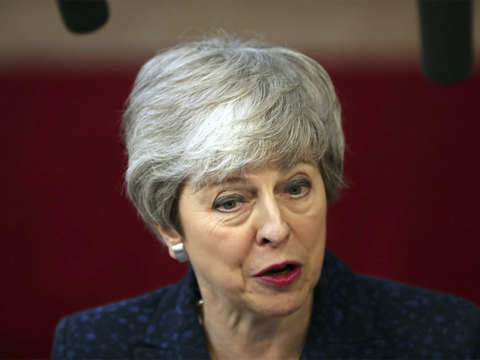 Britain's May offers 'new deal' to try to break Brexit deadlock