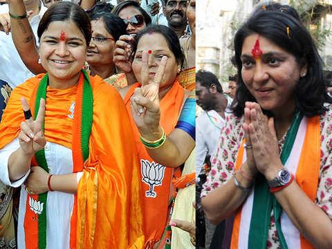 Mumbai North-Central Election Results: Poonam Mahajan wins