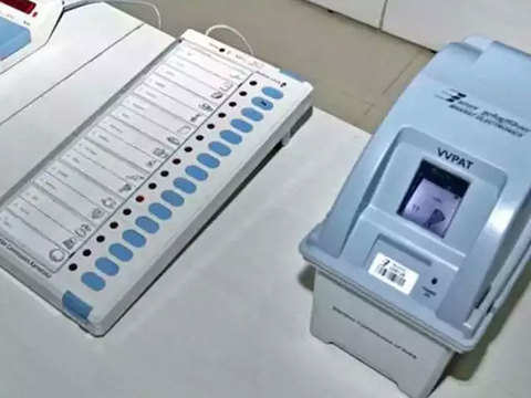 VVPATs only 'confidence building measure', cannot replace EVMs: MP CEO