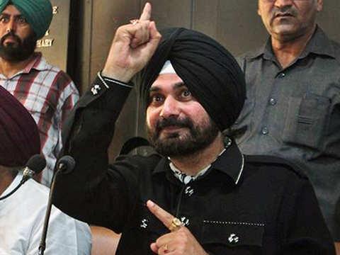 No formal complaints against Navjot Singh Sidhu: Congress' Punjab incharge