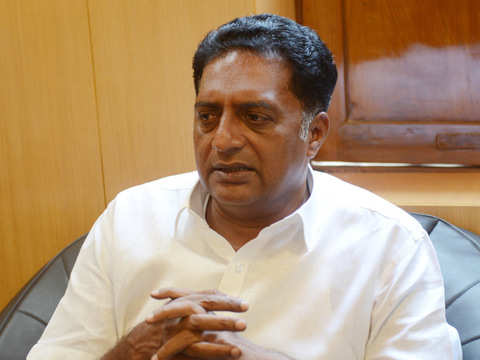 Reality check: Prakash Raj says LS results a slap, vows to keep fighting for 'secular' India