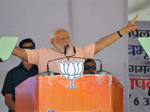 Modi promises inclusive India after stunning election win