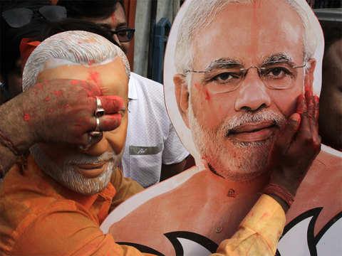 Xi, Putin and Netanyahu among first to congratulate Modi on election victory