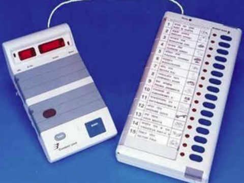 EVM-VVPAT pass test in Lok Sabha polls