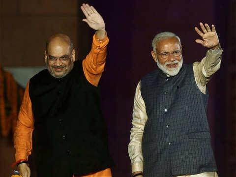 PM Narendra Modi's close ally, Amit Shah, helped craft winning election strategy