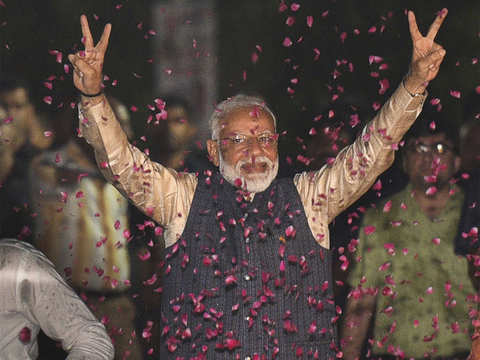A $1.4 trillion India spending push tops Modi 2.0 Agenda