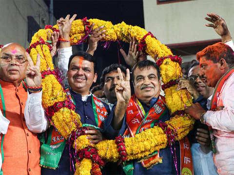 Maharashtra: List of Lok Sabha poll winners, losers with votes polled