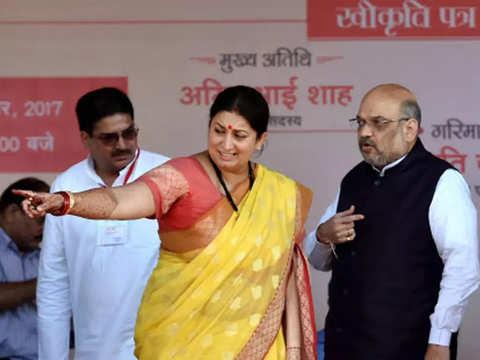 Shah, Irani, RS Prasad, Kanimozhi - from Rajya Sabha to Lok Sabha