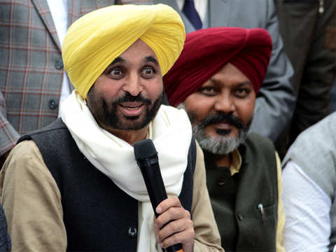 If Modi is a wave, I am tsunami: Bhagwant Mann